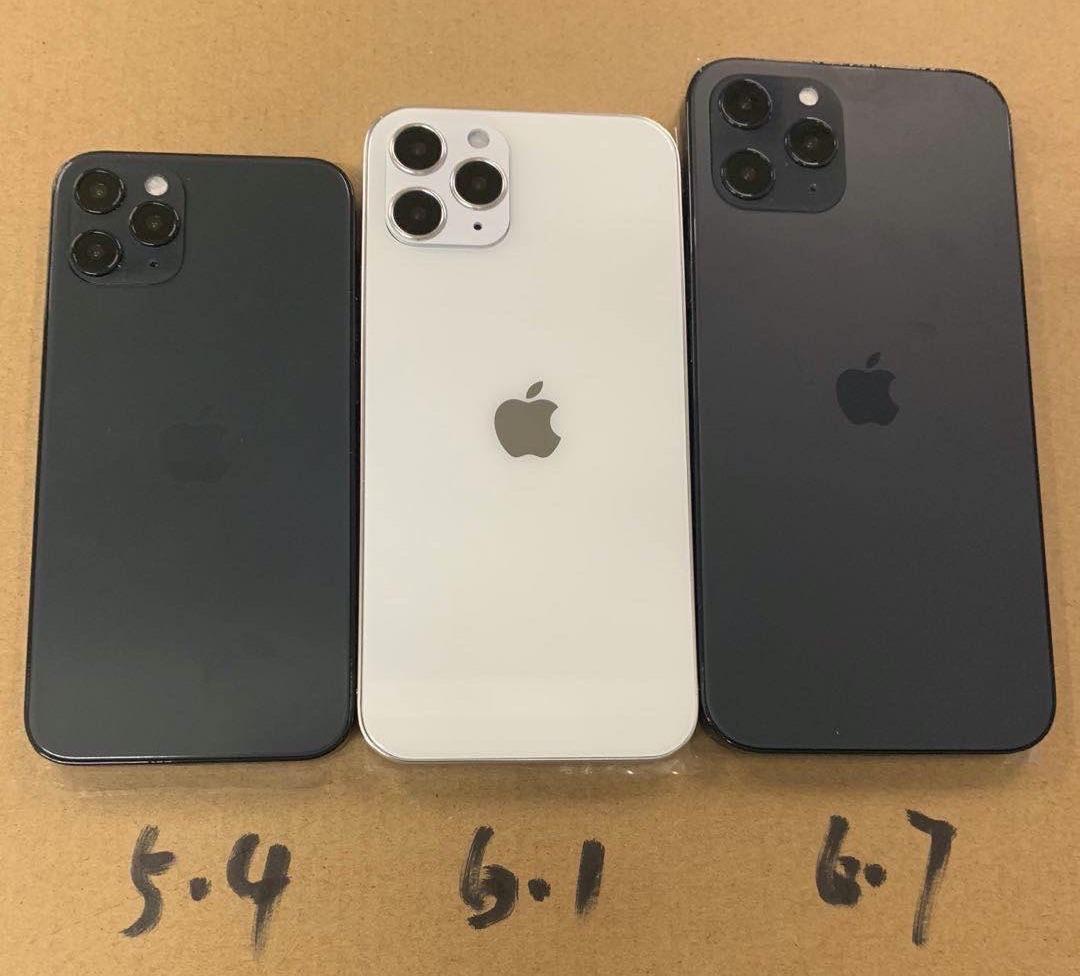 iPhone 12 dummy Sonny Dickson