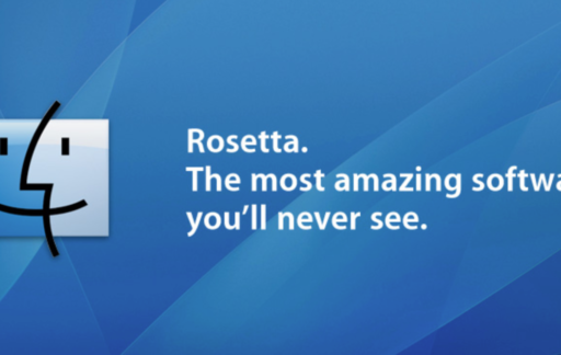 Rosetta Apple software