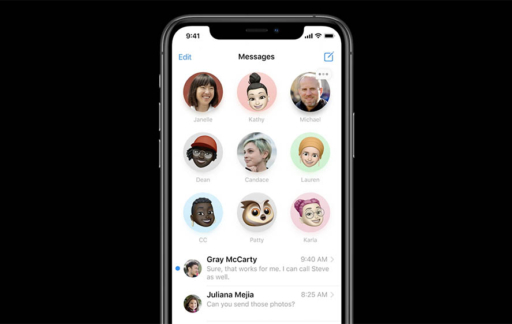 iMessages in iOS 14