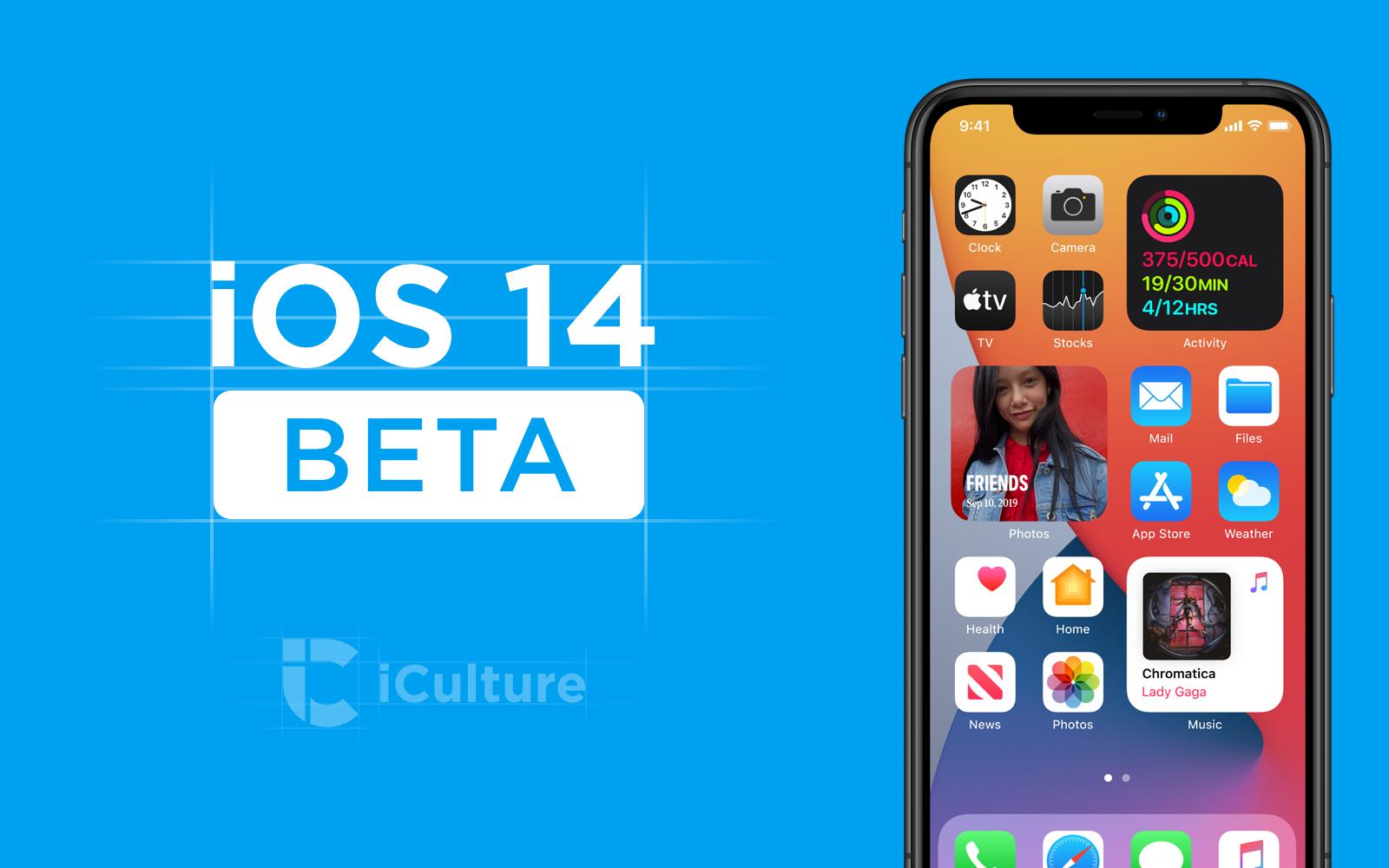 iOS 14 Beta (versie 2)