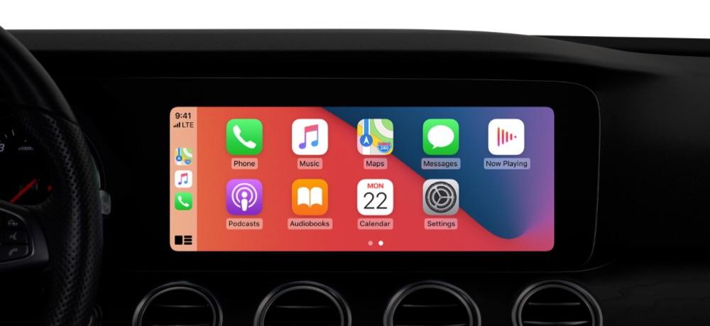 CarPlay in iOS 14
