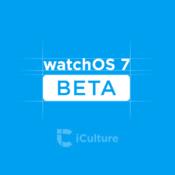 watchOS 7 beta (versie 2)
