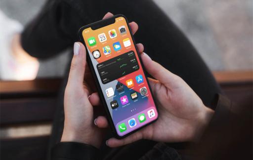 Widgets in iOS 14
