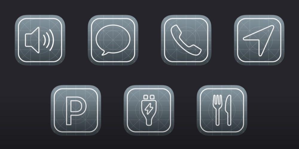 CarPlay apps categorieën in iOS 14.