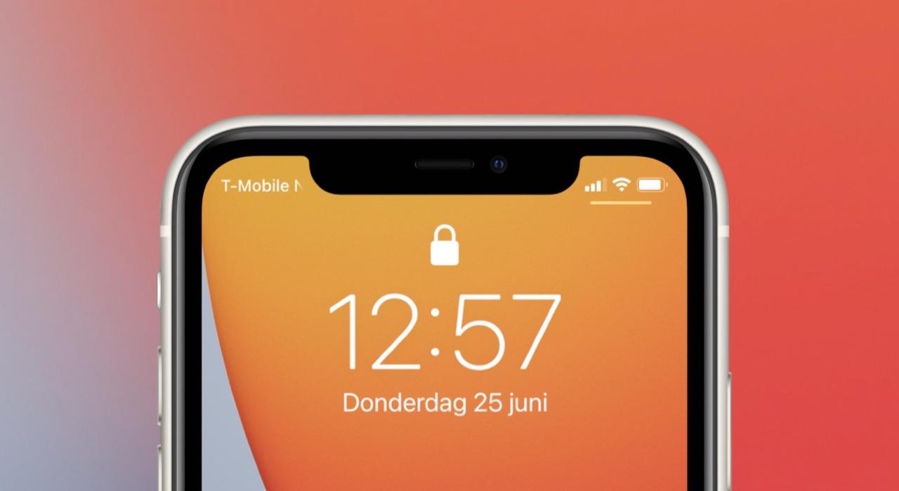 iOS 14 privacy.