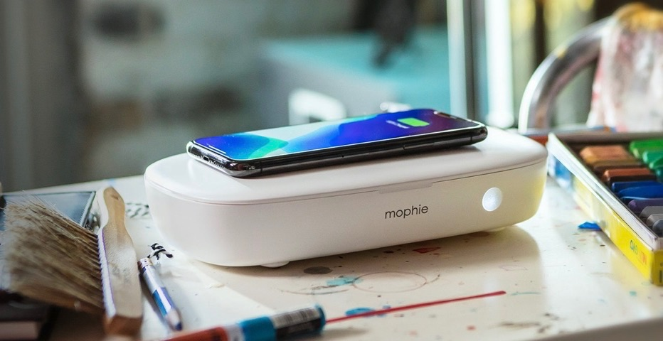 Mophie UV-ontsmetter