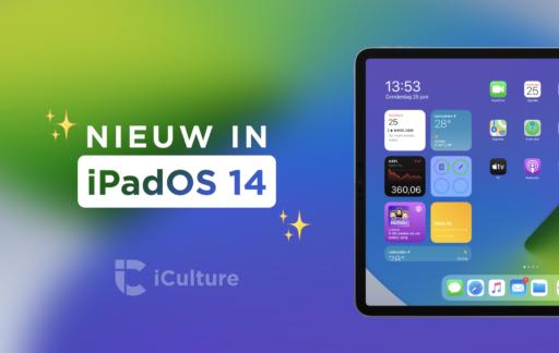 Nieuwe functies in iPadOS 14.