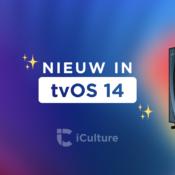 Dit zijn de functies van tvOS 14 voor je Apple TV