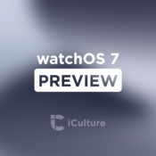 watchOS 7 preview.
