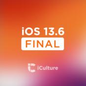 iOS 13.6 final.