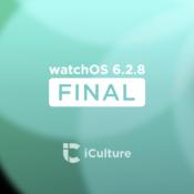 watchOS 6.2.8 Final.