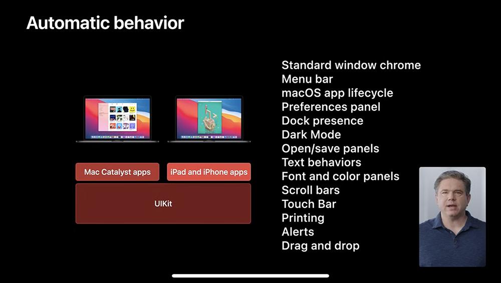 Automatisch gedrag op de Mac