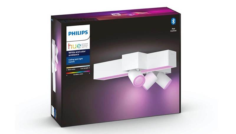 Philips Hue Centris-verpakking: nu zonder plastic