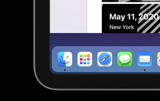 macOS op een iPad