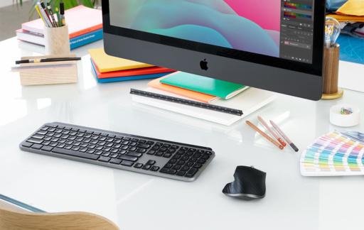 Logitech MX accessoires voor Mac