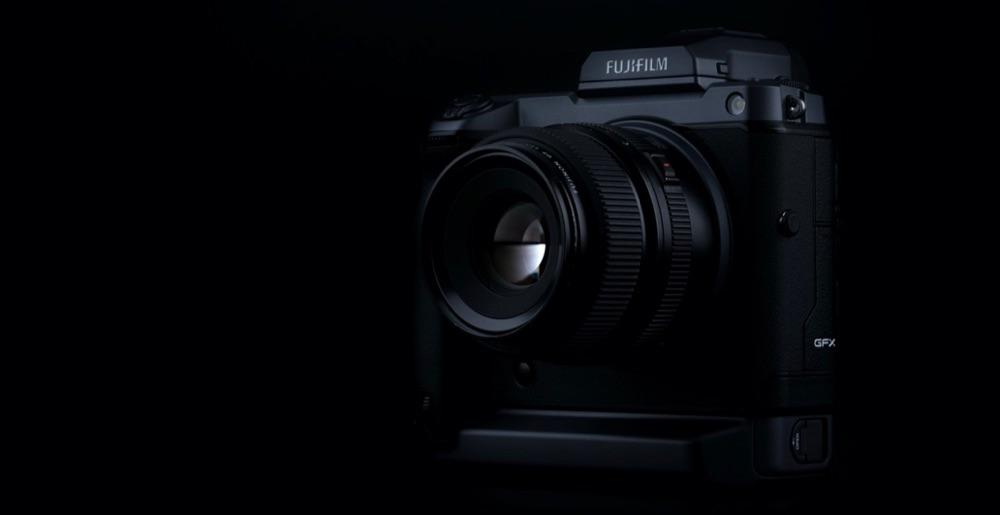 Fujifilm GFX 100 camera