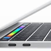 Thunderbolt 3 poorten op MacBook Pro