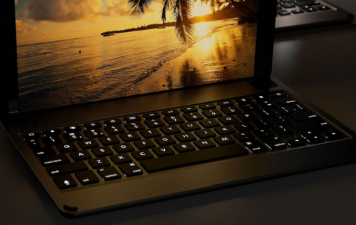 Brydge toetsenbord met verlichting