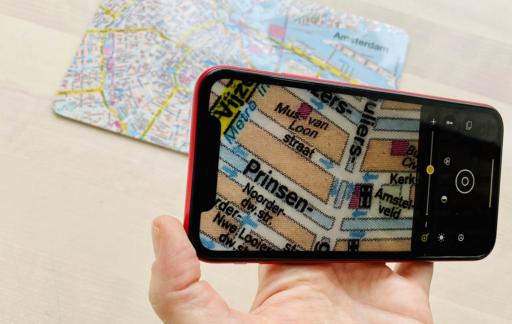 Vergrootglas iOS 14
