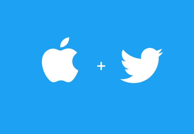Apple + Twitter