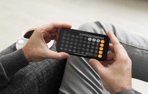 Geavanceerde rekenmachine