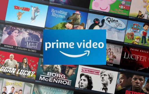 Amazon Prime Video aanbod