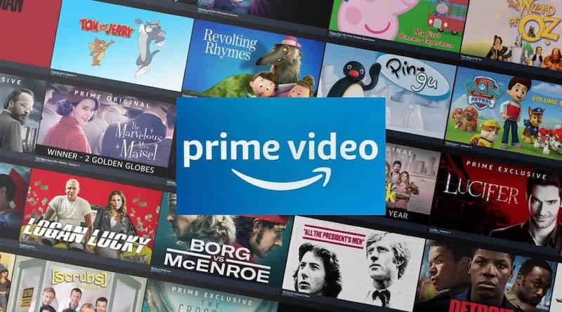 Amazon Prime Video aanbod