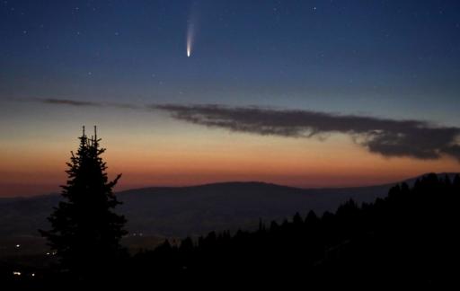 Komeet NEOWISE NASA