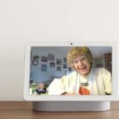 Google Nest Hub Max met camera