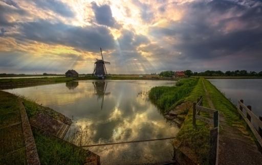 Vakantie in Nederland met apps.