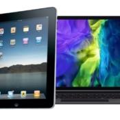 iPad 1 vs iPad Pro 2020.
