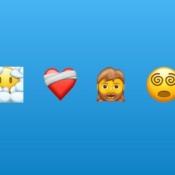 Dit zijn de nieuwe emoji van 2021: hoofd in de wolken en meer