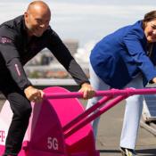 5G ingeschakeld T-Mobile