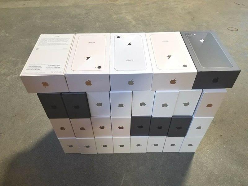 eBay partij iPhones