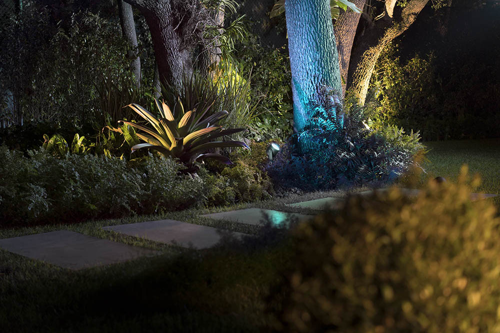 Philips Hue Lily XL blauw licht