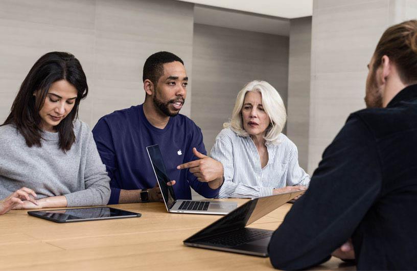Apple Store-medewerker