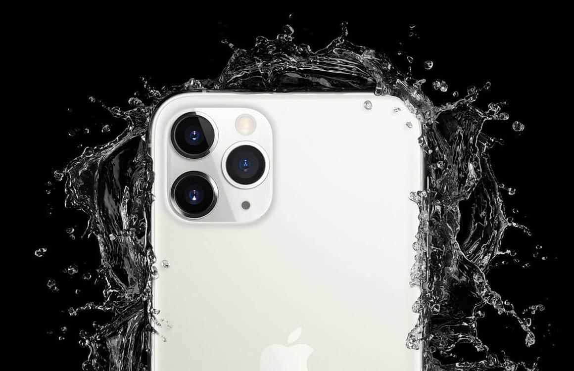 IP67 en IP68 waterbestendigheid van iPhones