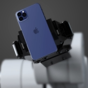 iPhone 12 marineblauw