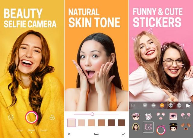 BeautyPlus iPhone app