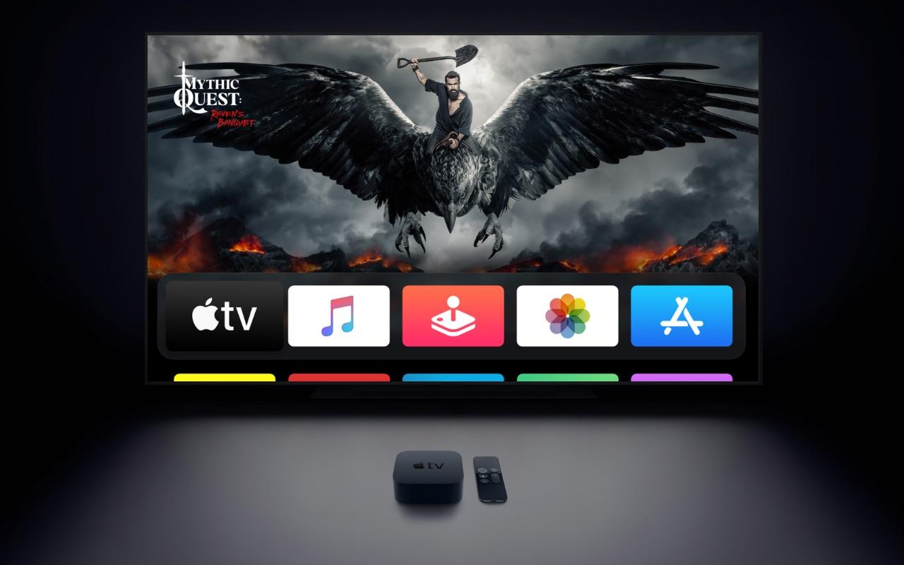 Apple TV met tvOS 13.