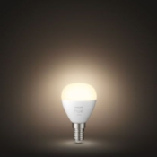 Philips Hue E14 Luster lamp P45.