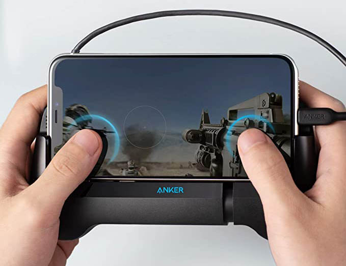 Anker Gamecontroller