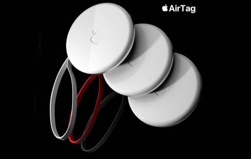 AirTag concept