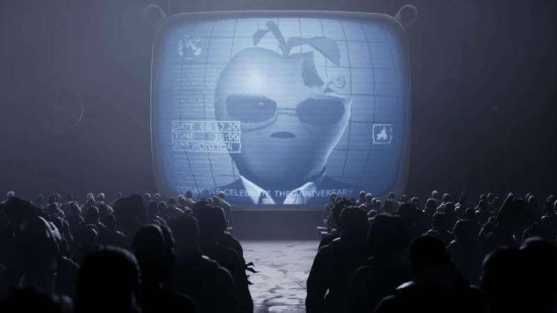 Epic 1984 reclame