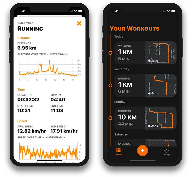 Outrun-app