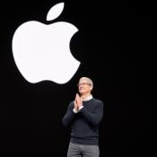 Apple Keynote event Tim Cook