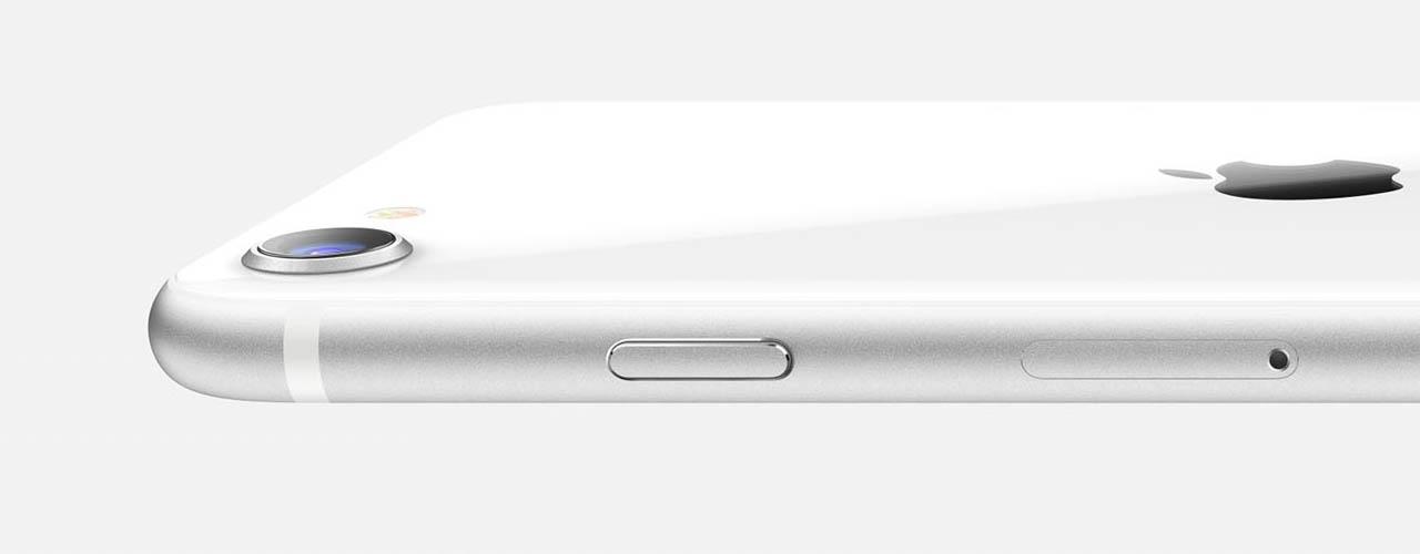 Knoppen iPhone SE 2020