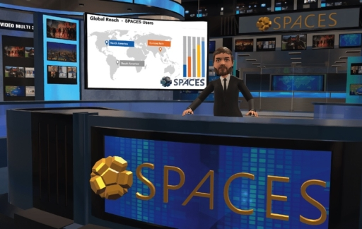 Spaces VR