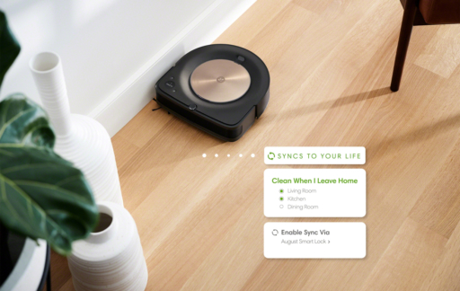 iRobot Roomba Genius Home Intelligence.