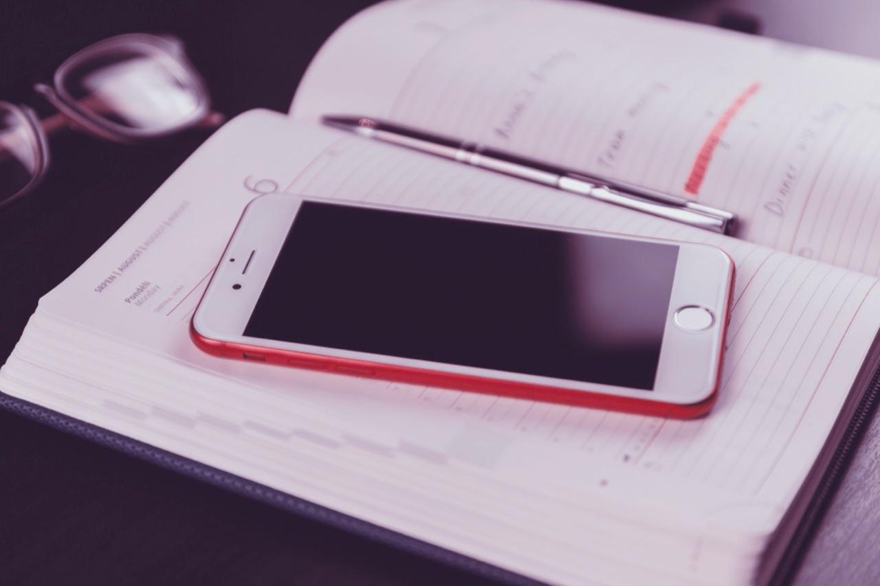 Agenda-apps iPhone.